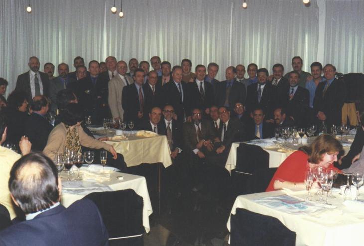 Grupo Delineantes asistentes