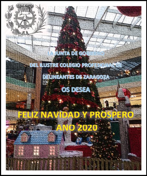 POSTAL DE NAVIDAD COLEGIO